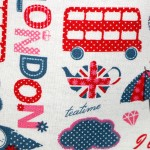 Smock pocket - Pink London