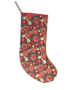 Christmas stocking - Dasher
