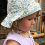 Sun Hat hedgerow